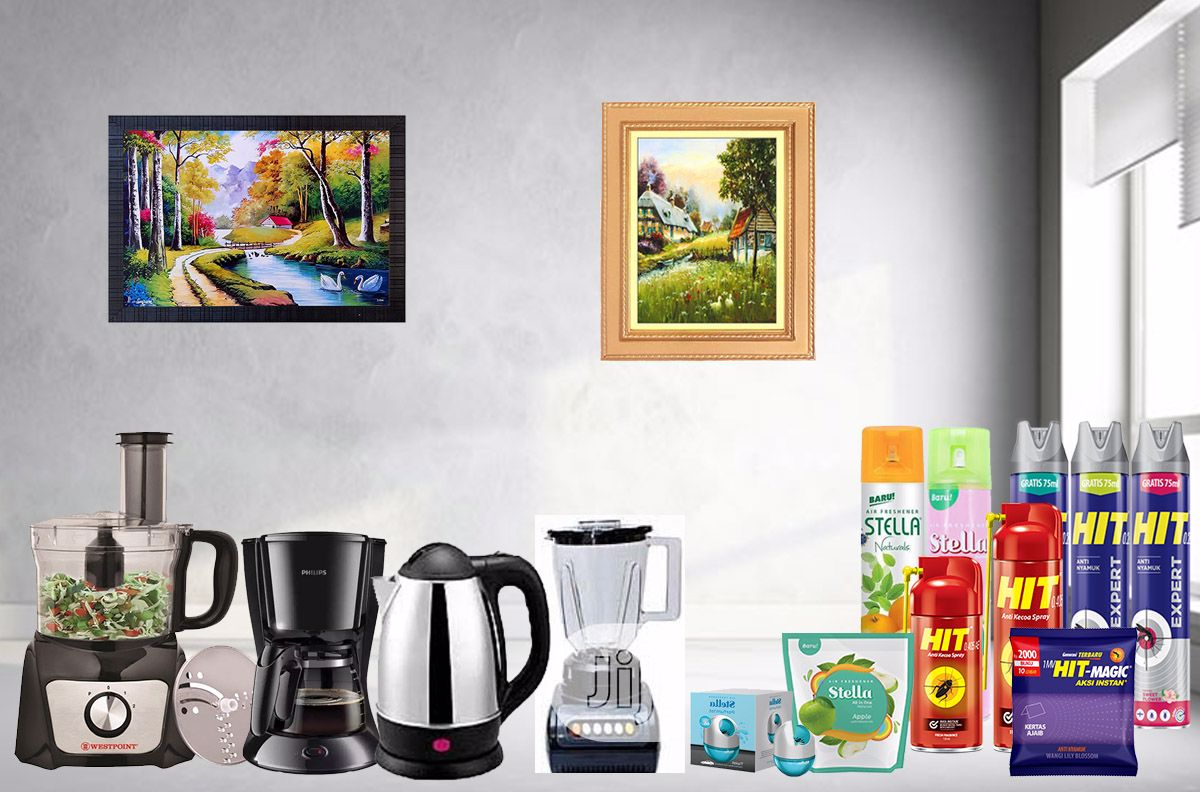 Picture for category Household Accessories