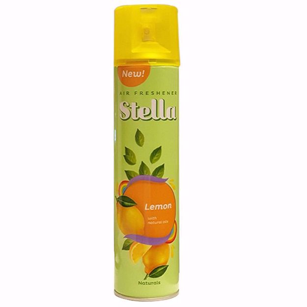 Picture of Stella Air Freshener Natural - 250ML - Lavender
